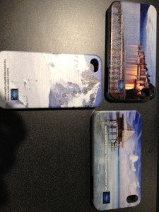 Chase United Lounge iPhone Cases
