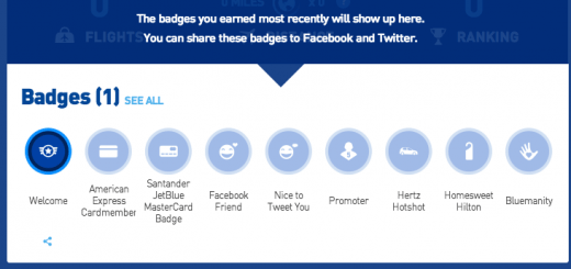 JetBlue Badges