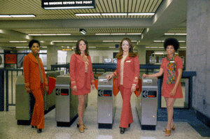 BART Employees in the 1970s